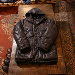 nigel cabourn reversible down parka