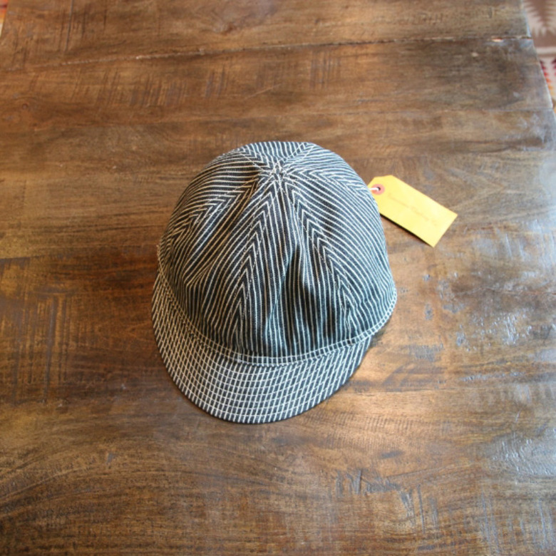 at last co hickory N-3 cap