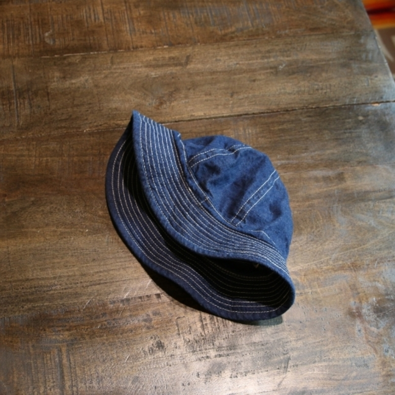 the realmccoys denim army hat
