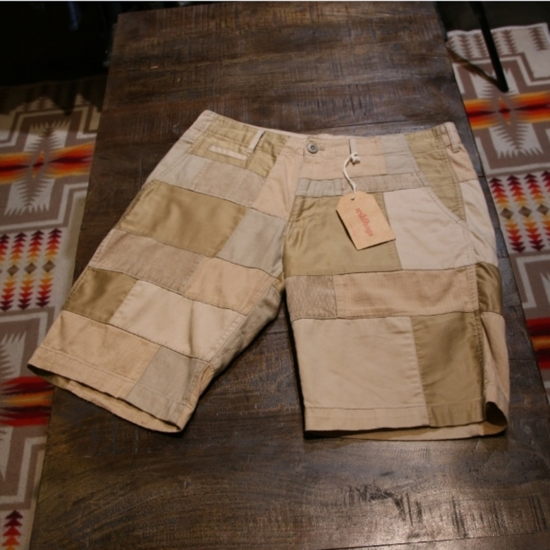 mountain research crafted shorts