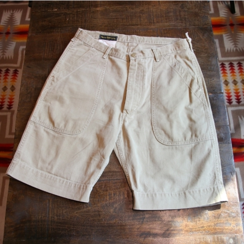 waste twice fatigue shorts