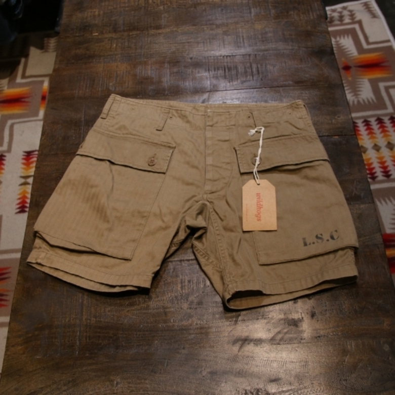 mountain research monkey shorts