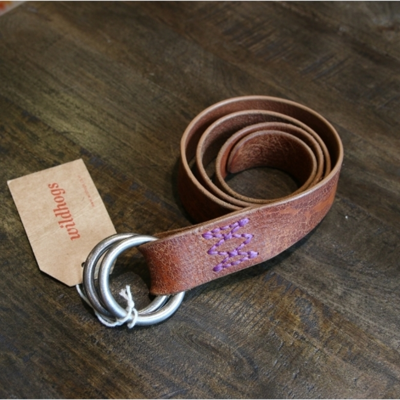 visvim Reservation RIng Belt