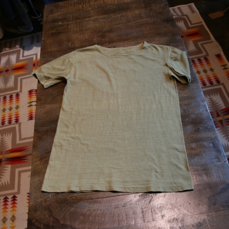 butcher products boat neck tee