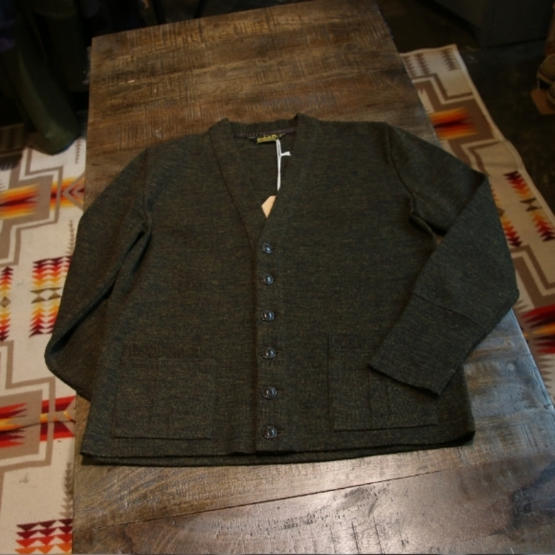 tenderloin t-rank KNIT Cardigan