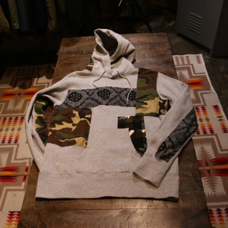 sophnet MULTI MIX PULL OVER HOODY