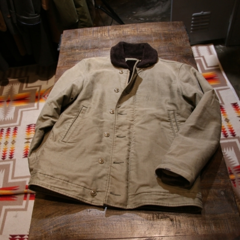 old joe n-1 deck jacket