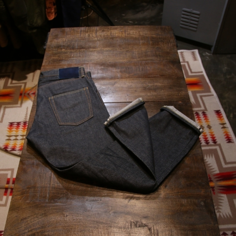 visvim social sculpture denim 10r
