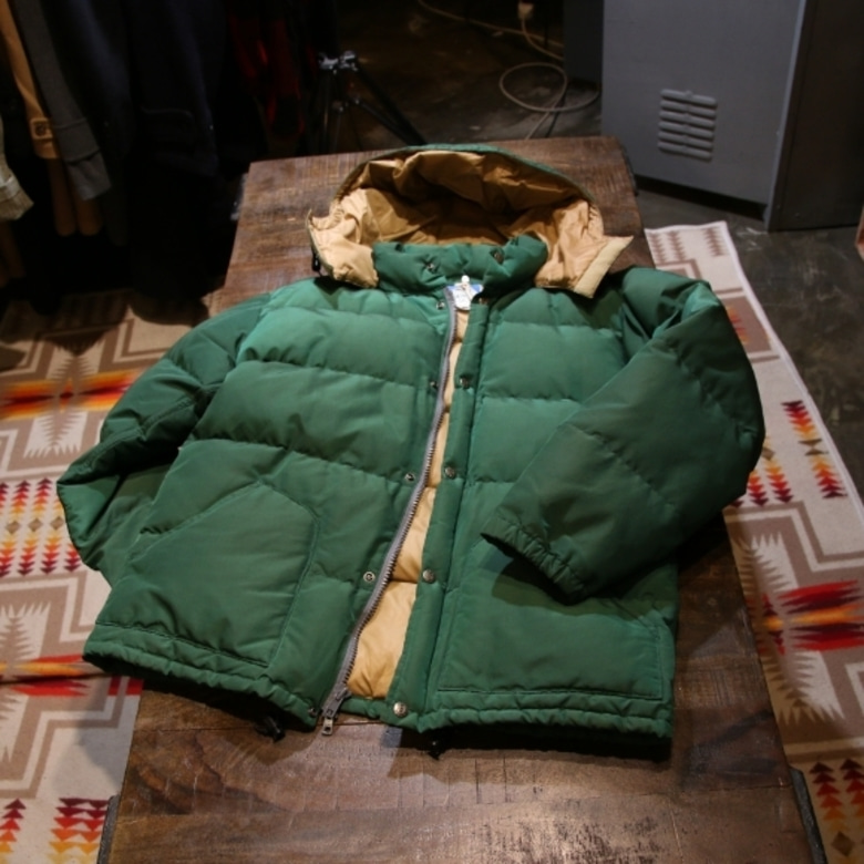 sierra designs 6040 down parka (L)