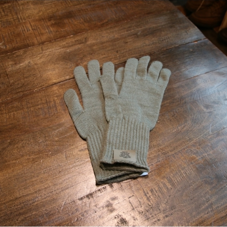 us army utility wool glove