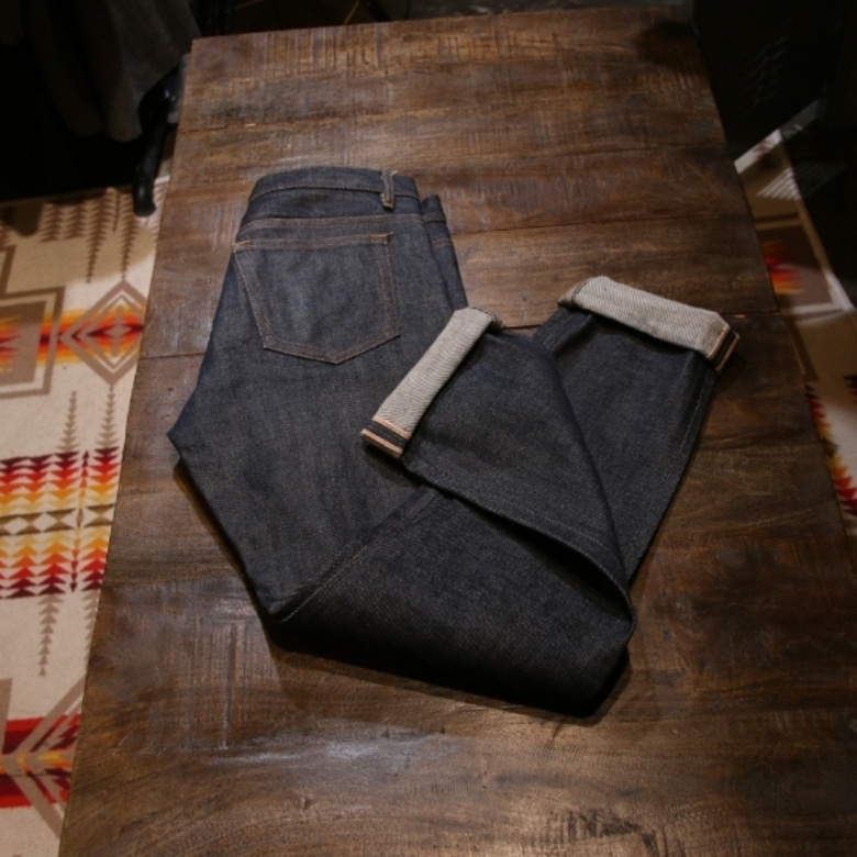 A.P.C. petit standard denim pants