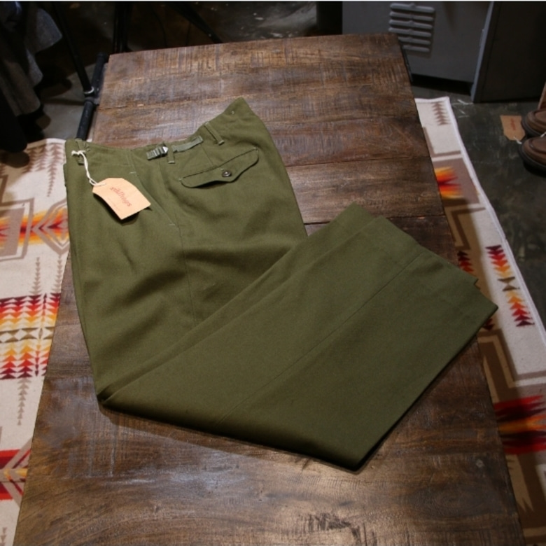 us army M-1951 wool trouser