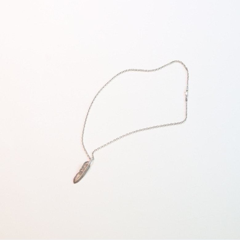 tady&king sliver necklace
