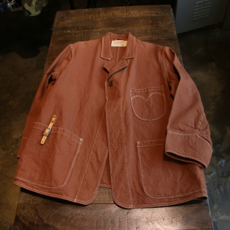 levis lvc 70200 duck hunter jacket