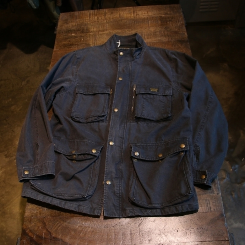 neighborhood paratrooper jacket (L)