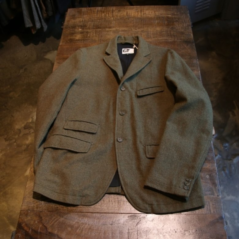 engineered garments wool andover jacket(M)