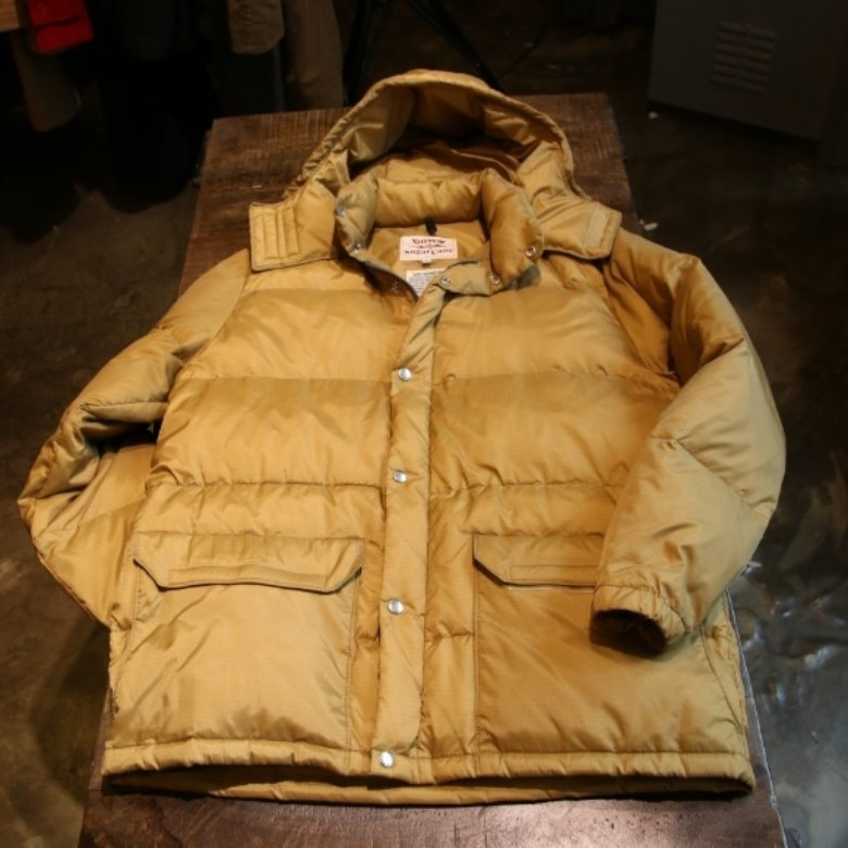 sugar cane down parka(XL)