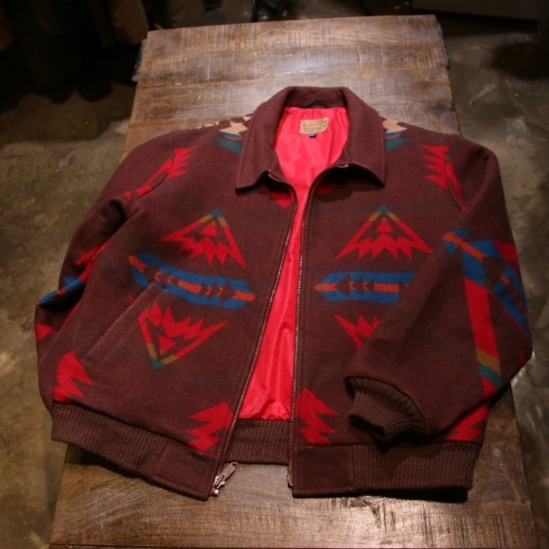 pendleton chimayo wool jacket
