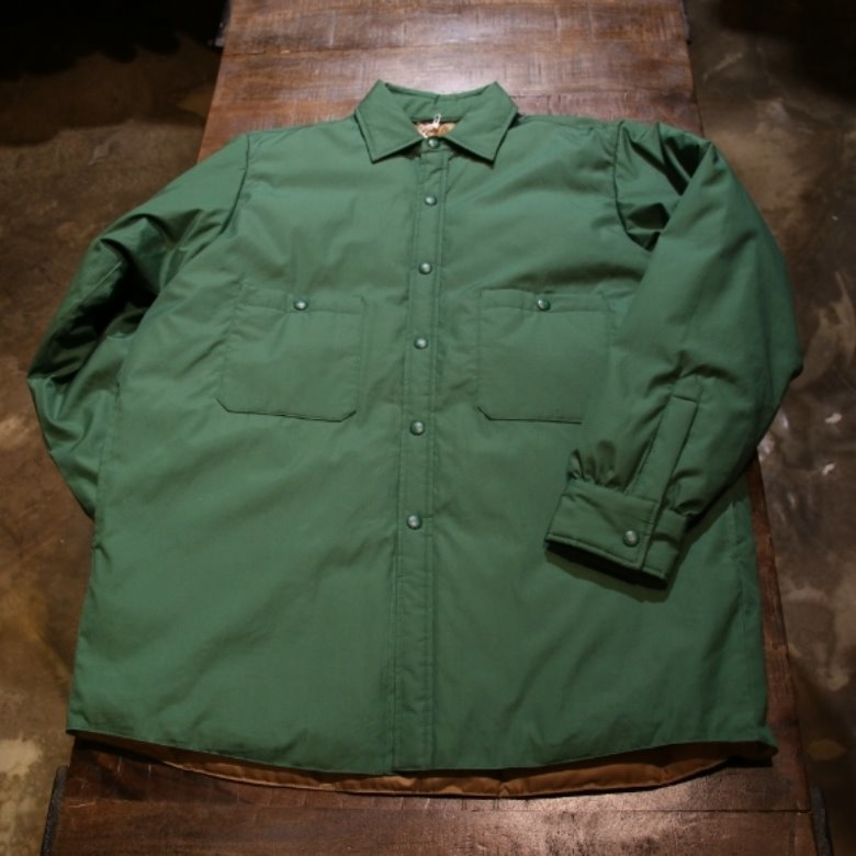 sierra designs x kaptain sunshine x beams plus down shirt jacket