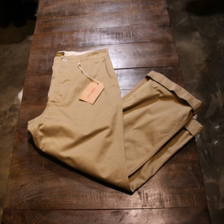 the realmccoys army chino pants