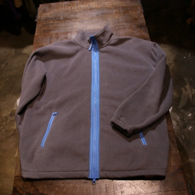 beams polartec jacket