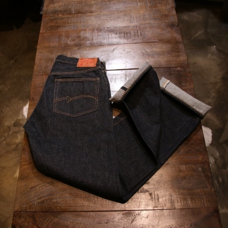 Studio D'Artisan SD101 denim pants