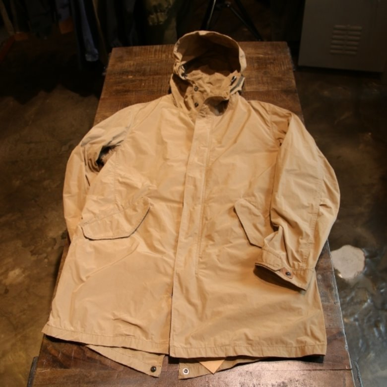 b:ming by beams M-51 parka