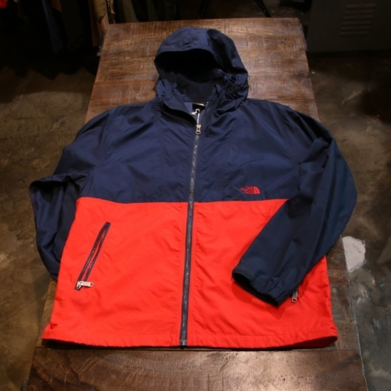 the north face compact jacket