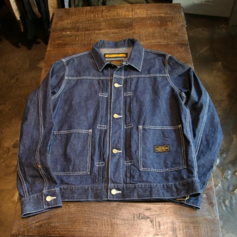 NEIGHBORHOOD STOCKMAN JACKET(XL)