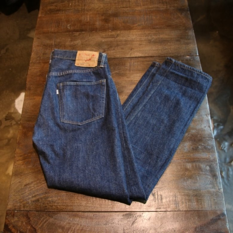 orslow 107w denim pants (M)