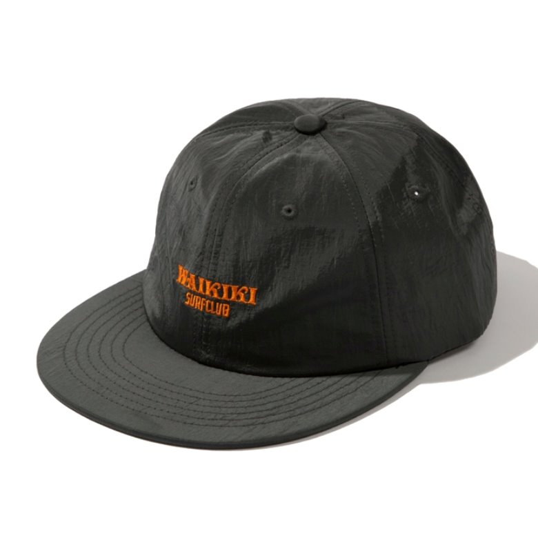 wildhogs waikiki surf club cap (BLACK)