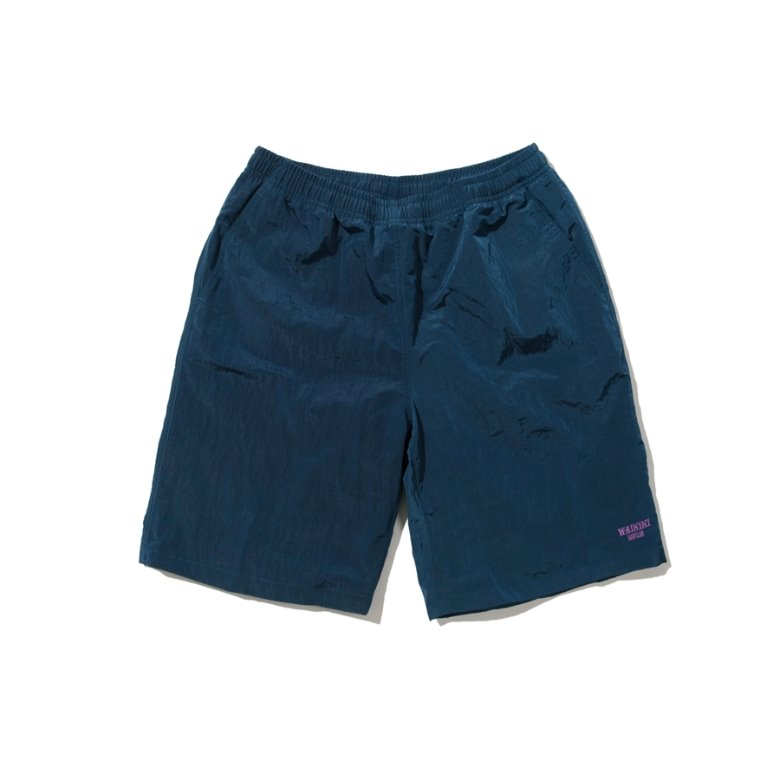 wildhogs waikiki surf club shorts (DARK BLUE)