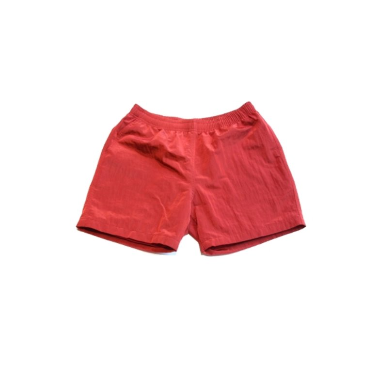 wildhogs nylon shorts red (short)
