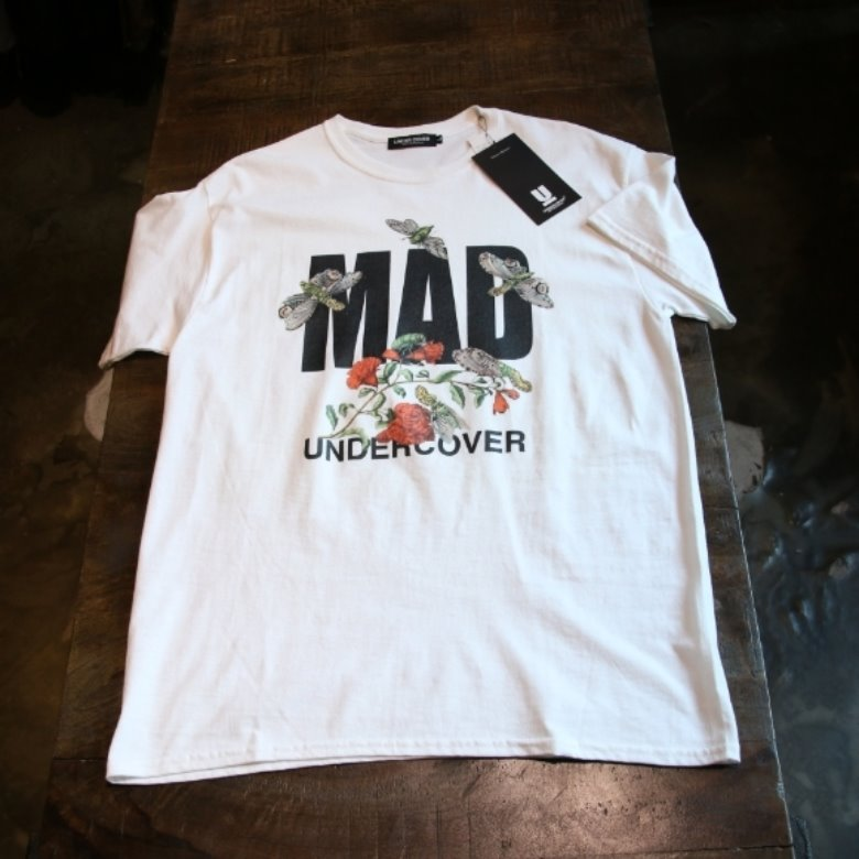 undercover mad tee (L)