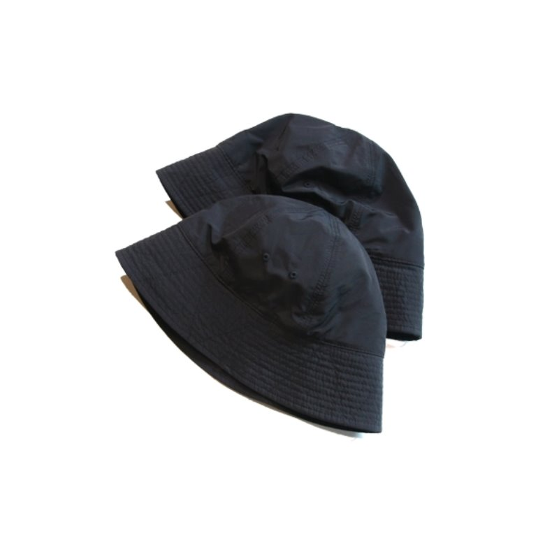 wildhogs 60/40 sailor bucket hat (black)