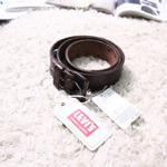 levis LVC leather belt