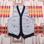 HAVERSACK cotton vest