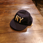 cooperstown NY baseball cap