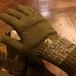 us army m-1949 wool glove